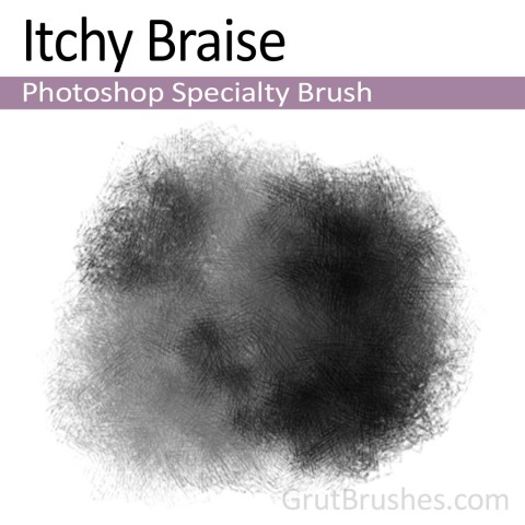 Photoshop Specialty brush 'Itchy Braise'