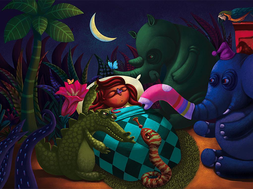 Digital Illustration by Lisandro Trepeu