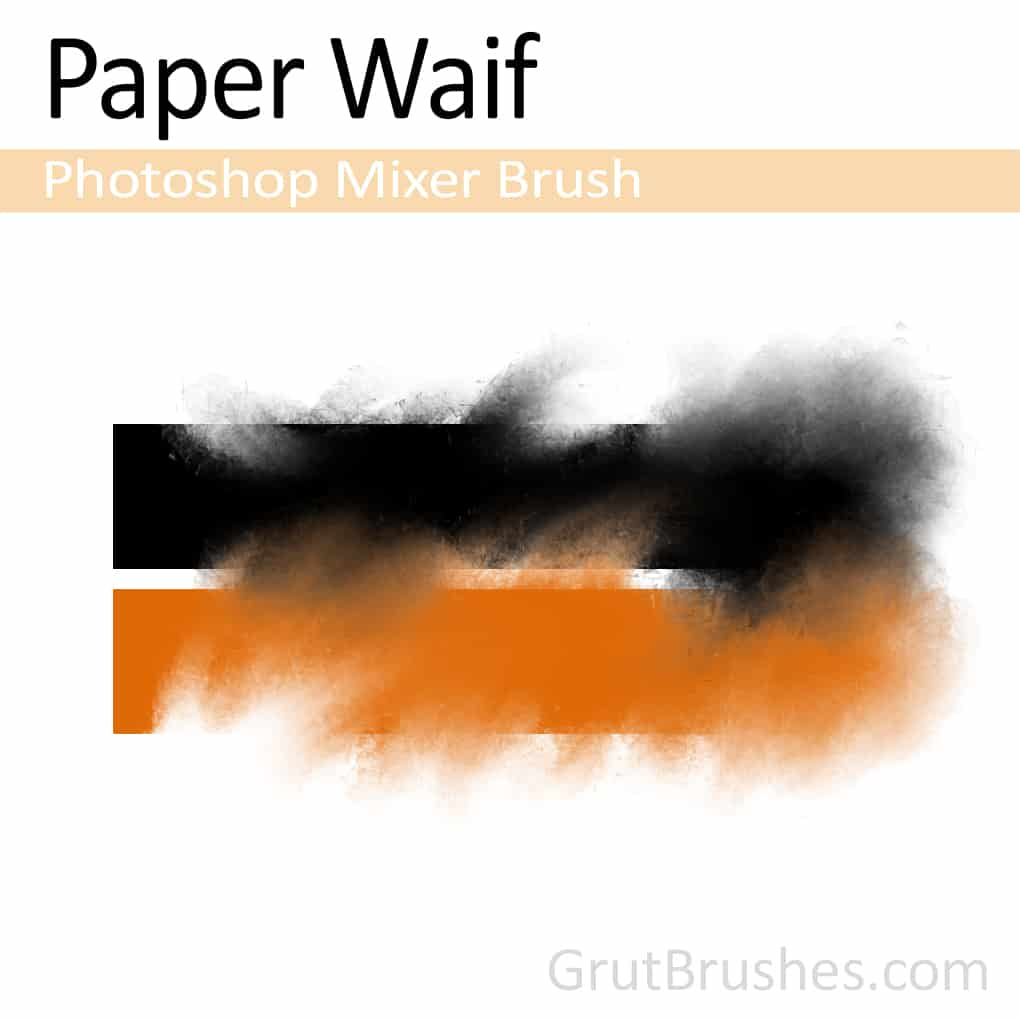 Paper-Waif-Photoshop-Mixer-Brush