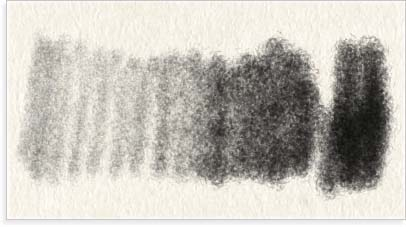 Soft Photoshop pencil shader brush