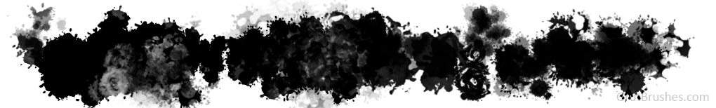 Photoshop-Splatter-brushes-Spills