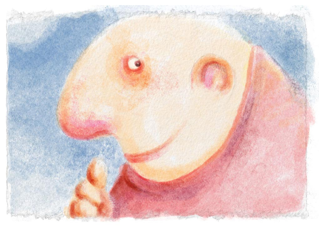 Painted with the GrutBrushes Photoshop Watercolour brushes