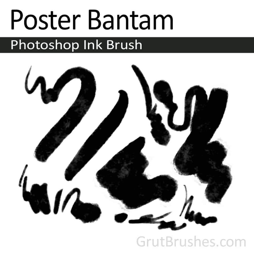 paint brush photoshop