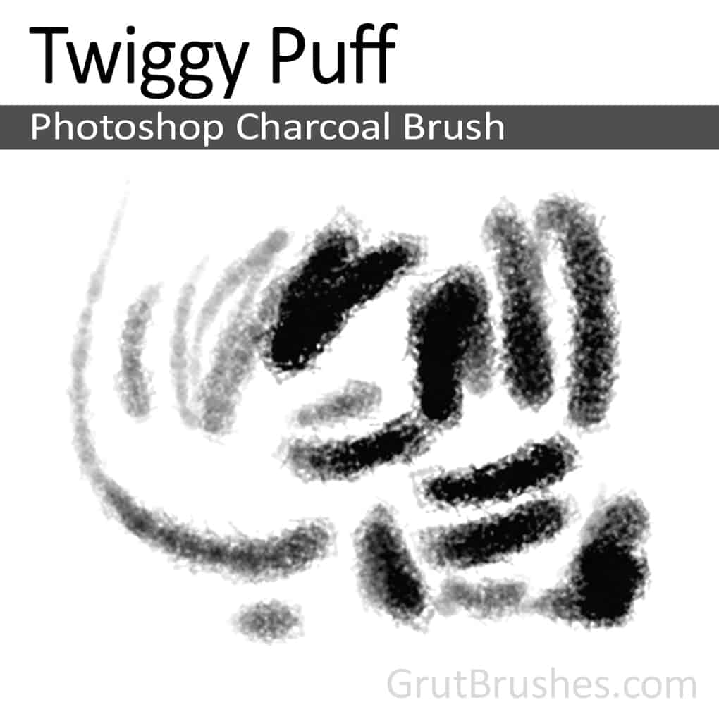 Twiggy-Puff-Photoshop-Charcoal-Brush