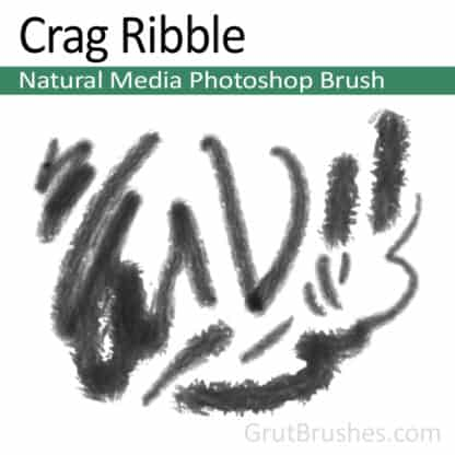 Crag Ribble - Photoshop Natural Media Brush