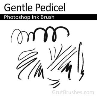 Gentle Pedicel - Gentle Pedicel Ink Brush