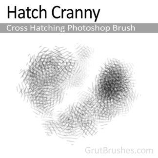 Hatch Cranny - Photoshop Cross Hatching Brush
