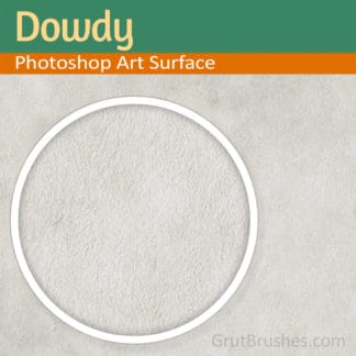 Dowdy Art Surface Paper Texture