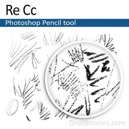 Re Cc - Photoshop Pencil