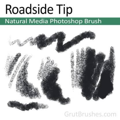 Roadside Tip - Natural Media Brush