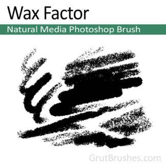 Wax Factor - Photoshop Pastel Brush